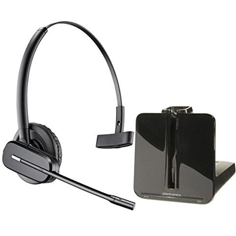 Cs540 Convertible Headset Tape Tel Electronicstape Tel Electronics